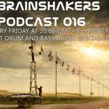 BRAINSHAKERS PODCAST 016  (Radio ATA)