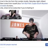 Club Sessions 04 06 16 | Recorded Live From London | Video on facebook.com/jameshypethedj