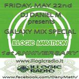 GALAXY MIX ep Special ILLOGIC RADIO ANNIVERSARY