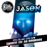 Smokin Joe A&R Boombox Sessions - IN LABELS WE TRUST - KISS FM 10th Jan