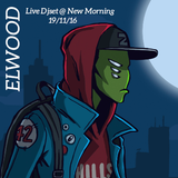 Elwood Djset Live @ New School #3.02 (Paris / New Morning)