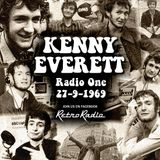 Kenny Everett - BBC Radio One - 27-9-1969