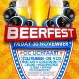 Beerfest (tek/hardstyle) 30/11/2012