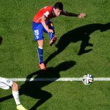 Brasil 1 Chile (Penales: 3-2)