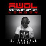 DJ Randall & MC GQ @ AWOL 1992