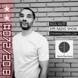 ELECTRONIC PLAYER radio show (February 7. 2018) - Pascal Walter