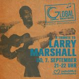 Global Beatbox 158 Larry Marshall Special