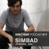 Simbad Segui - Podcast017
