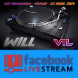 W!LL - Set Remember VTL (Facebook Live 23-04-2019)