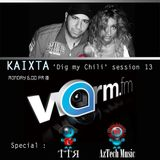 Kaixta@Warm FM Belgium guest AzTech Music|Techno Label|
