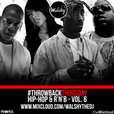 #ThrowbackThursday: Oldskool Hip-Hop & R'n'B - Vol 6