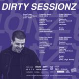 DIRTY SESSIONZ RADIO SHOW from 15.03.19 BRENDAN HAYWOOD, LEX GREEN, DJ RAUL & ANICHE