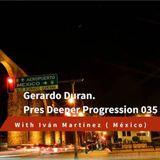 Deeper Progression 035 - Guest Mix - Ivan Martinez ( Mexico ) February 2018