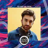 Oliver Heldens - DJ Mag HQ (24.08.2018)