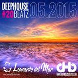 DeepHouseBeatz Volume 20 - 05.2015 by Leonardo del Mar