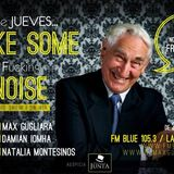 #Make Some Noise    Fm Blue 105.3 La Plata ARG  Jueves 17/10/2013