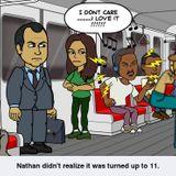 Nathan QuickDraw Sunday mini seshion  6th July 2014, 13:48