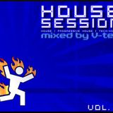 House Session vol.14  [mixed by V-tek]