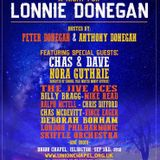 A Night for Lonnie Donegan - Interview with Peter Donegan and Guests