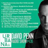 Urbana radio show by David Penn #436