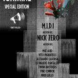 M.I.D.I. & Nick Zero @ SUNshine TEADANCE 30/09/2012 - Verde Lago, Bari (IT)
