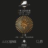 Ursidae Paris & Friends Radio Show 002 - Clain Live @ Deep Kulture 07/04/2018