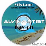 Latin/Beach House Mixtape Alvin Artist & Lay-On May 2014