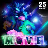 "Frank Savio ""MOVE Opening Warm-Up"" 2 Hours DJ Set | August 2012"