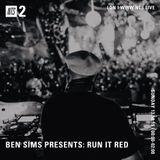 Ben Sims - 13th October 2019