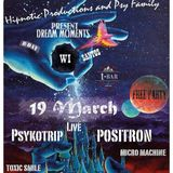 PsyKoTrip Live @ Dream Moments, Wi B-Day 2016
