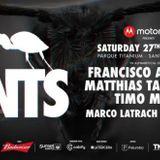Matthias Tanzmann - Live @ ANTS, Parque Titanium (Santiago de Chile) - 27-OCT-2018