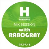 25.07.18: Mix Session for H In House Records