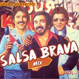 Dj Sëven - Salsa Brava Mix ''Reloaded'' (Vol 1)