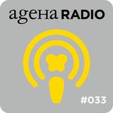 ageHa Radio #033 (09-12-2014) Mix by CHU*