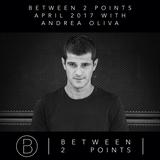 Mark Fanciulli Presents Between 2 Points with Andrea Oliva, April 2017