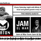 JAM EL MAR FROM' JAM AND SPOON; GUEST MIX/ ON MY KEEPER LIT SHOW IN JUMP ON RADIO