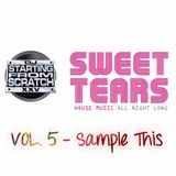SWEET TEARS VOL. 5 (SAMPLE THIS)