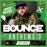 Andy Whitby - UK Bounce Anthems Vocals Only Volume 03 2019 UKBOUNCEHOUSE.COM