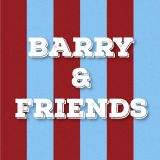 2-11-16 Barry & Friends with former Viking Ed Marinaro