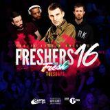 Fresh Tuesdays | ARU Freshers 16