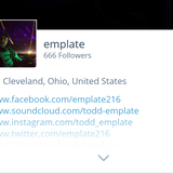 emplate - 666 Followers On Mixcloud Appreciation Mix