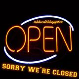 #Cpm-net007: Akkustikkoppler - Sorry we're closed