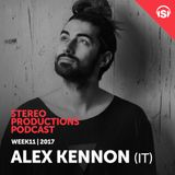 WEEK11_17 Guest Mix - Alex Kennon (IT)