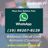 Balanço Geral - Com Antonio Cândido - Edição 4