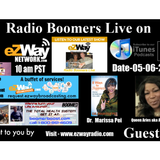 Radio Boomers Live S8 EP 32 Feat. The Asian Oprah, Queen Aries