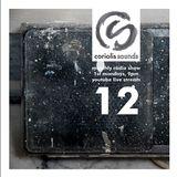 radio coriolis 12 - by james & ced