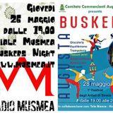 Radio MusMea - Augusta BUSKERS Night