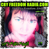 THE CRY FREEDOM SHOW LIVE: Wed 24th Feb 2016 with Robert Young