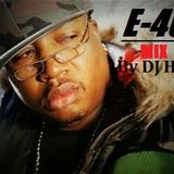 The E40 Mix By DJ HD