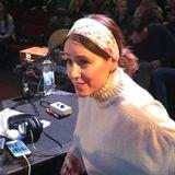 Doreen Månsson får med hela publiken i allsång!